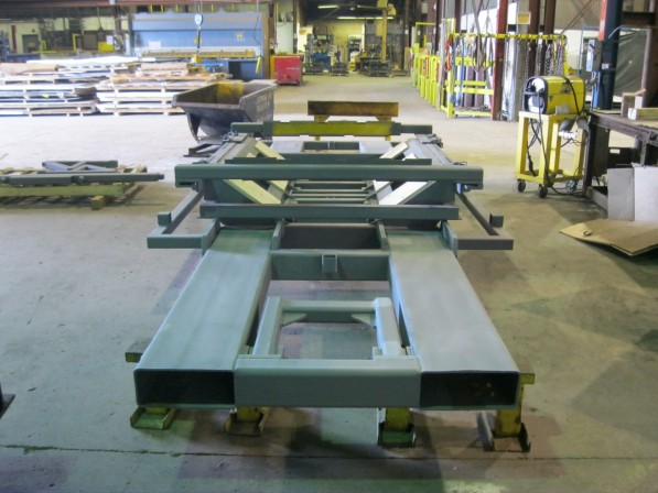 Steel Coil Shipping Cradle