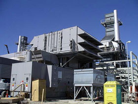 Gas Turbine Project completed for the GTAA in Toronto, Ontario