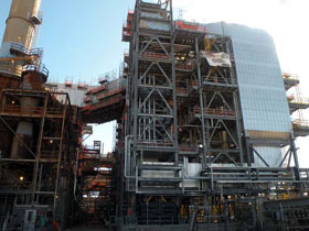 SCR Fabrication completed for Baytown, Texas Oil Refinery