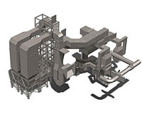 The use of 3D Models help ensure better quality power fabrication.
